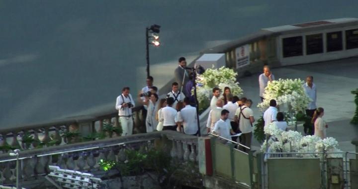 Alok se casa ao nascer do sol aos pés do Cristo Redentor, no Rio; vídeo