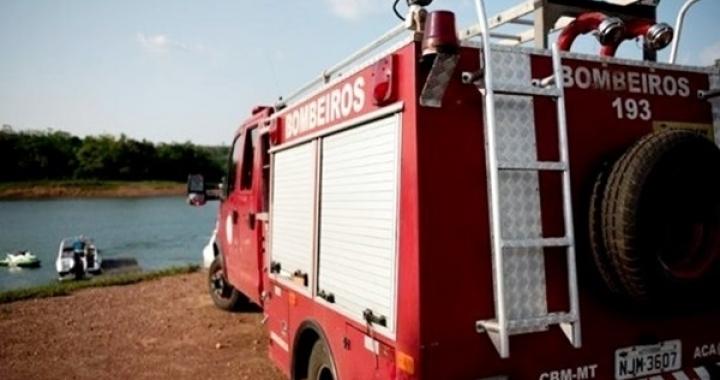 Jovem de 18 anos morre afogado no Manso; corpo encontrado pelos bombeiros