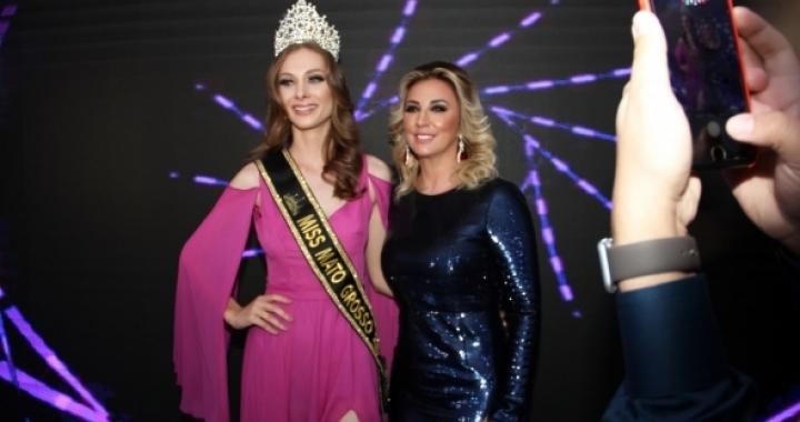 Nova Miss Mato Grosso é voluntária em projeto que ajuda dependentes químicos