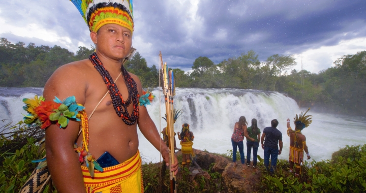 Turismo Paresi atrai estrangeiros com atividade sustentável em Campo Novo do Parecis