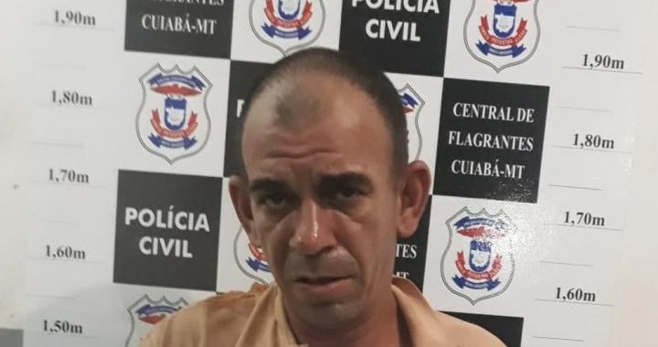 Mulher é internada após ter braço e costelas quebradas ao ser espancada pelo marido em Cuiabá