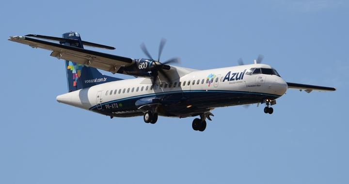 Após acordo com a Asta a empresa aérea Azul atenderá Juara e outras 6 cidades de MT.