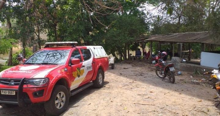 Jovem que pulou em rio para tentar salvar outra vítima de afogamento é encontrado morto no Rio Cuiabá