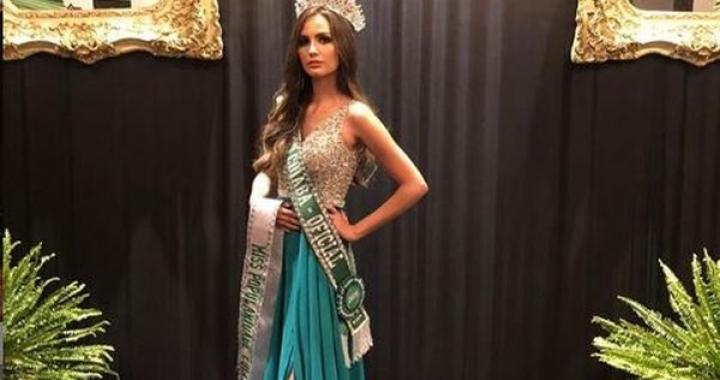 Estudante de direito é eleita Miss Cuiabá 2020