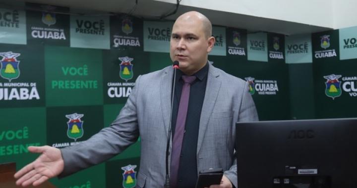 Vereador de Cuiabá pede desculpas a colega após registrar boletim de ocorrência sobre denúncia de servidora