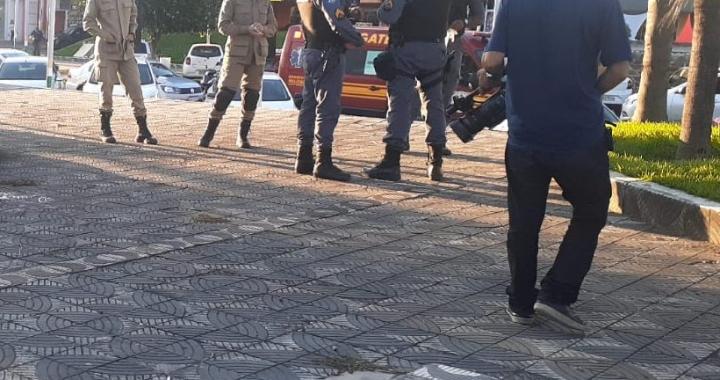 Jovem assassinado no centro de Sinop é sepultado em Nova Mutum; suspeito foi preso
