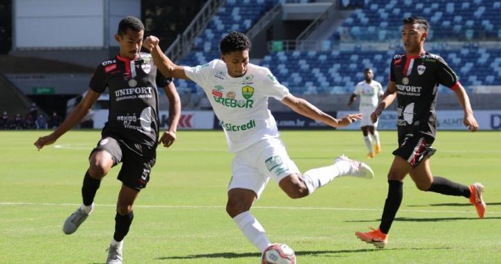 Cuiabá vence Ação por 2 a 0 e chega à final do Campeonato Mato-grossense