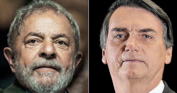 Pesquisa feita em apenas 141 municípios brasileiros aponta Lula com 49% das intenções de voto