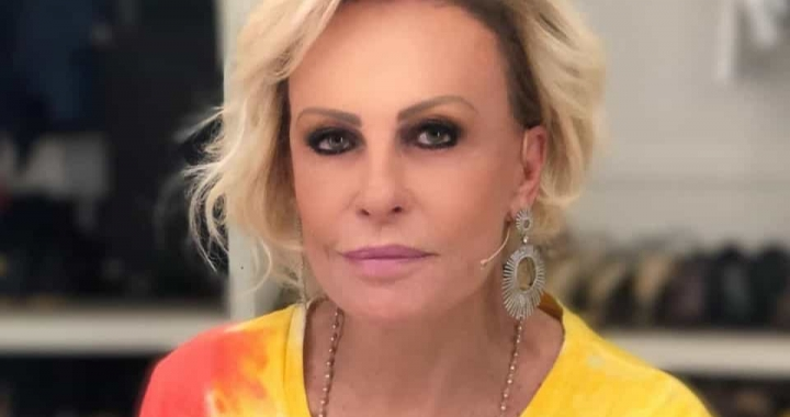 Ana Maria Braga é hospitalizada após sofrer acidente doméstico