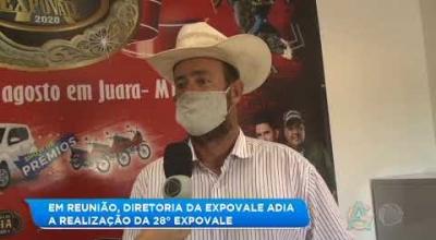 EM REUNIÃO, DIRETORIA DA EXPOVALE ADIA A REALIZAÇÃO DA 28° EXPOVALE