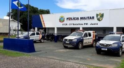 NENHUMA OCORRÊNCIA FOI REGISTRADA NAS ÚLTIMAS 24 HORAS NO MUNICÍPIO DE JUARA