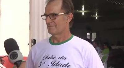 SOLENIDADE DE TROCA DA DIRETORIA DO CLUBE DA 3ª IDADE VIVA A VIDA EM JUARA