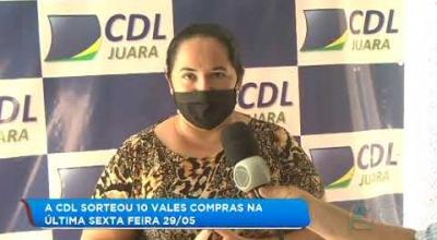 CDL SORTEIA 10 VALE COMPRAS NA ULTIMA SEXTA DIA 29/05/2020