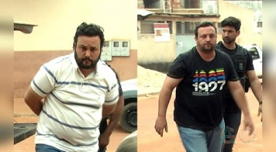 JÁ ESTÃO NA CADEIA DE JUARA IRMÃOS QUE ENCOMENDARAM A MORTE DO ADVOGADO MILTON QUEIROZ